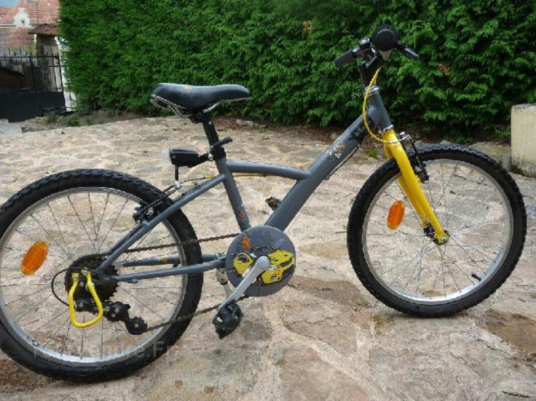 Vélo enfant 20 pouces 95909331