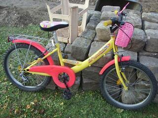 """Vélo enfant 20"""""""