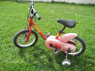 Vélo enfant DECATHLON 14 pouces