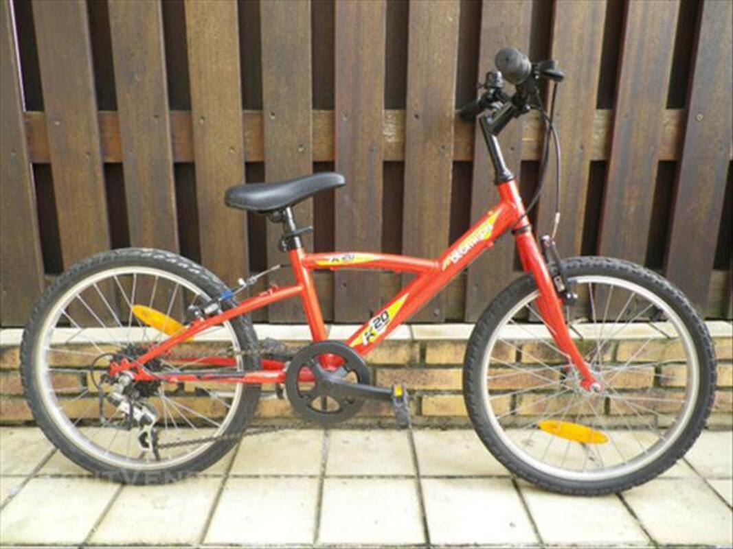 Vélo enfant Decathlon 20 pouces 75916793
