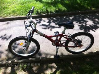 Vélo enfant Decathlon 20 pouces