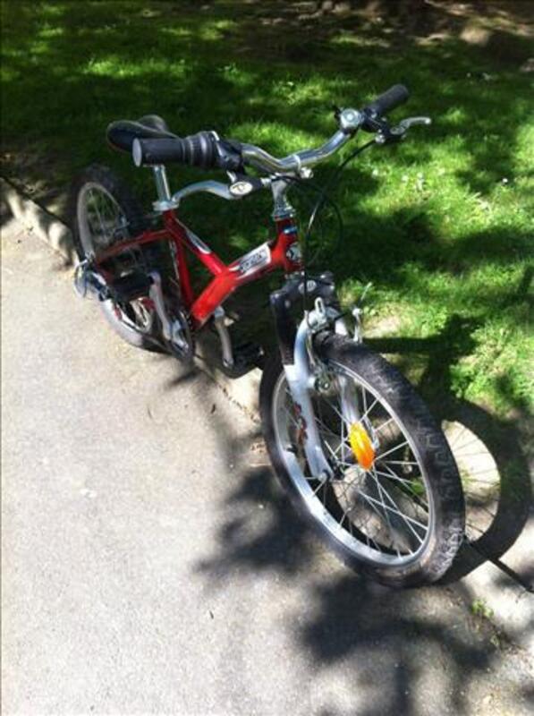 Vélo enfant Decathlon 20 pouces 84052562