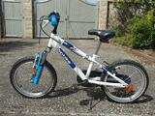 Vélo enfant garçon