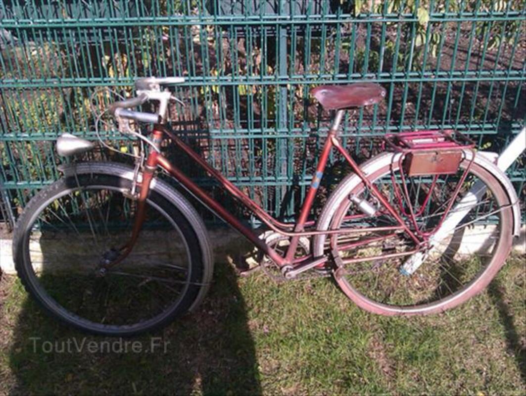 Vélo femme de ville de marque ALCYON 64416192