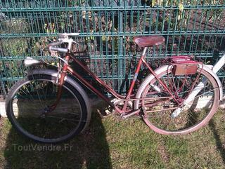 Vélo femme de ville de marque ALCYON