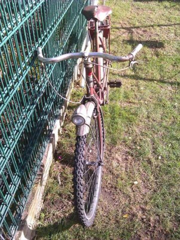 Vélo femme de ville de marque ALCYON 64416193