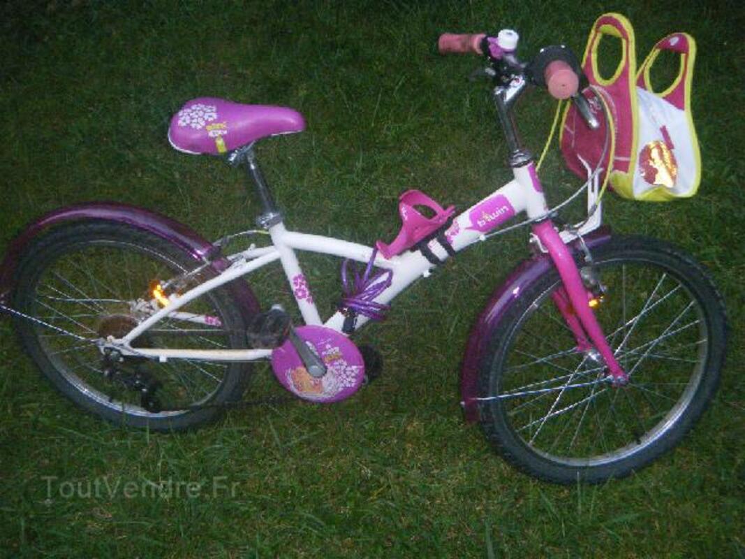 Vélo fille 20 pouces 102818784