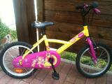 Velo fille 4/6ans B'TWIN