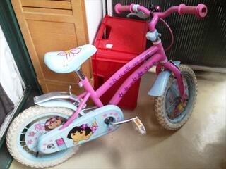 Vélo fillette DORA