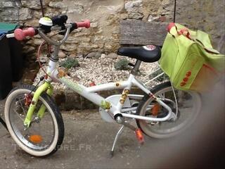 Vélo fillette