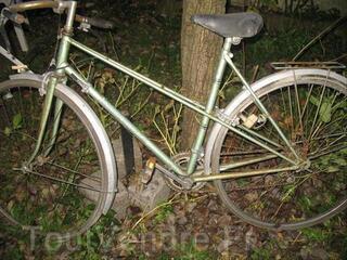 Vélo Jacques Anquetil vintage