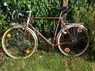 Vélo MOTOBECANE 1020 semi-course collector
