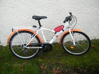 Vélo pour fille excellent état