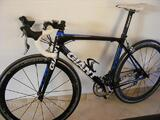 Velo route giant tcr advanced monocoque carbone