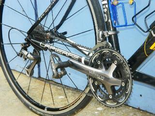 """Vélo Route """"Lapierre"""" 100% carbone."""