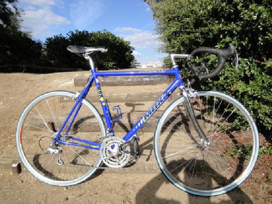 Vélo route MBK AM PRO 104922294