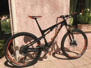 Vélo Scott Genuis