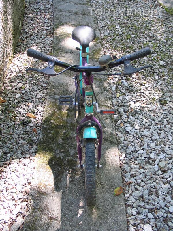Vélo solide à restaurer pour enfants 690993825