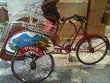 Velo taxi  tricycle
