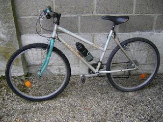 Vélo topbike femme