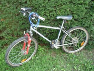 Vélo tout terrain adolescent, 6 vitesses