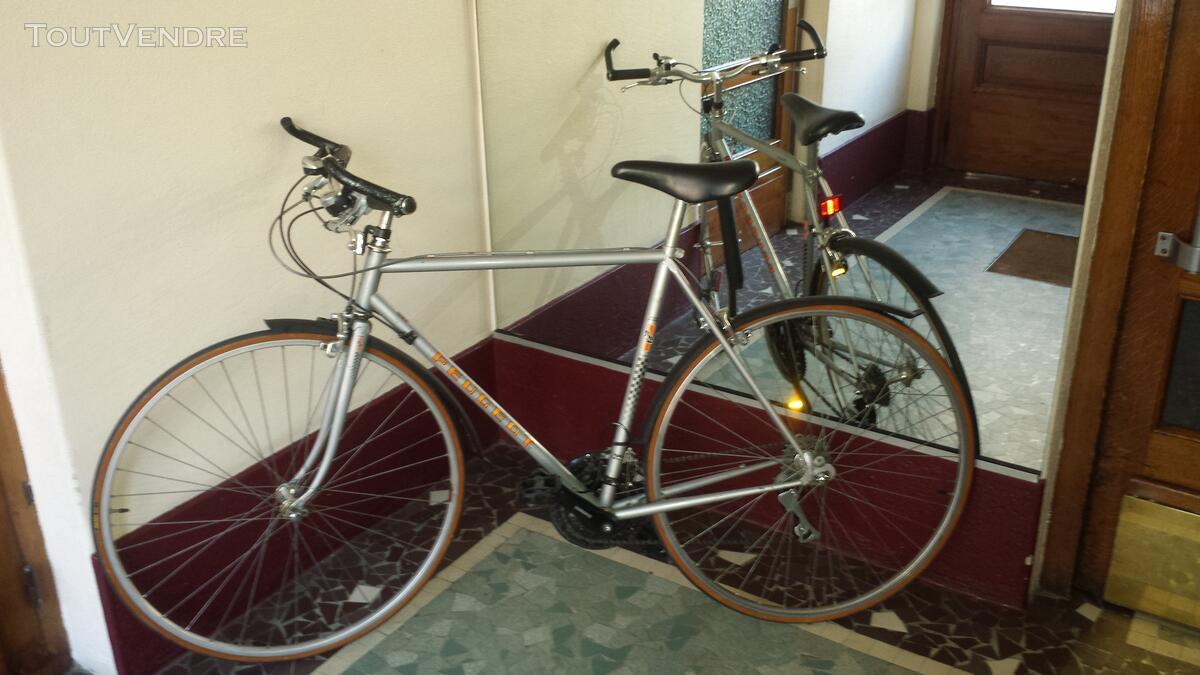 Vélo urbain peugeot 3x6 vitesses indexées taille 52 123492740
