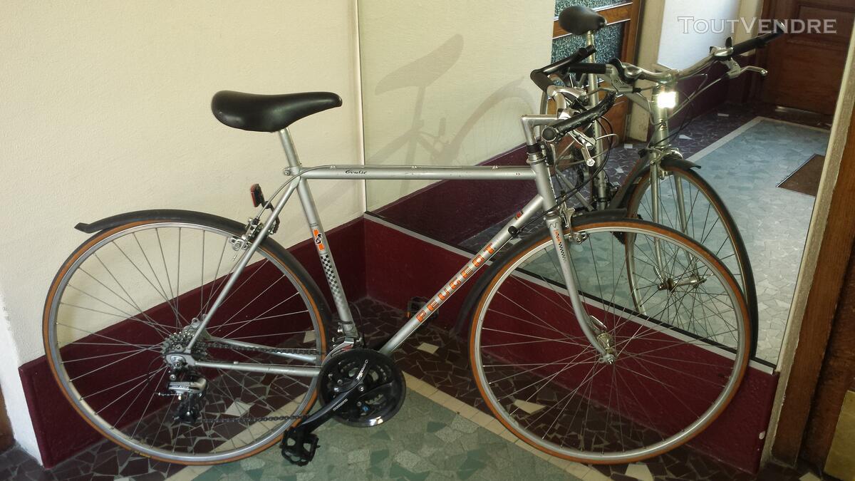 Vélo urbain peugeot 3x6 vitesses indexées taille 52 123492741