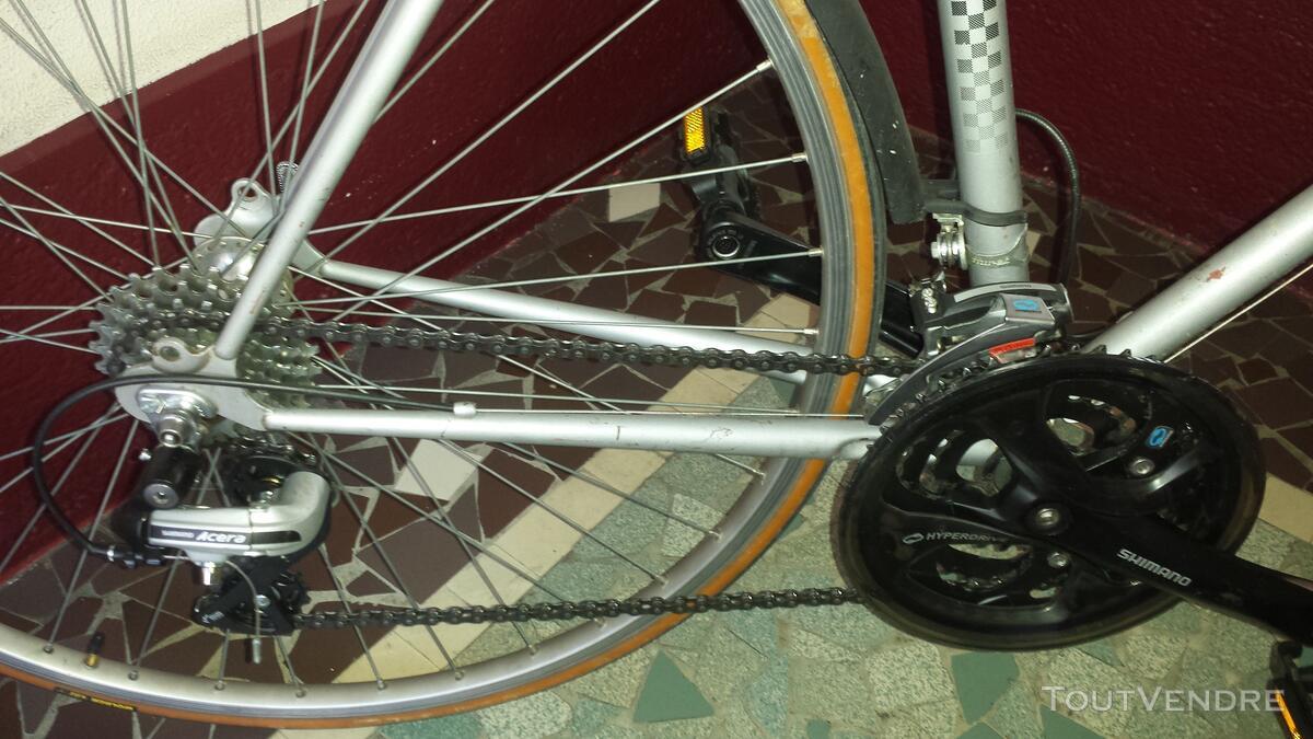 Vélo urbain peugeot 3x6 vitesses indexées taille 52 123492742