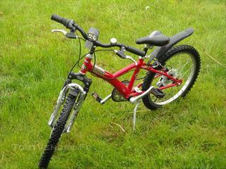 Vélo vtt enfant