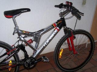 Vélo vtt topbyke