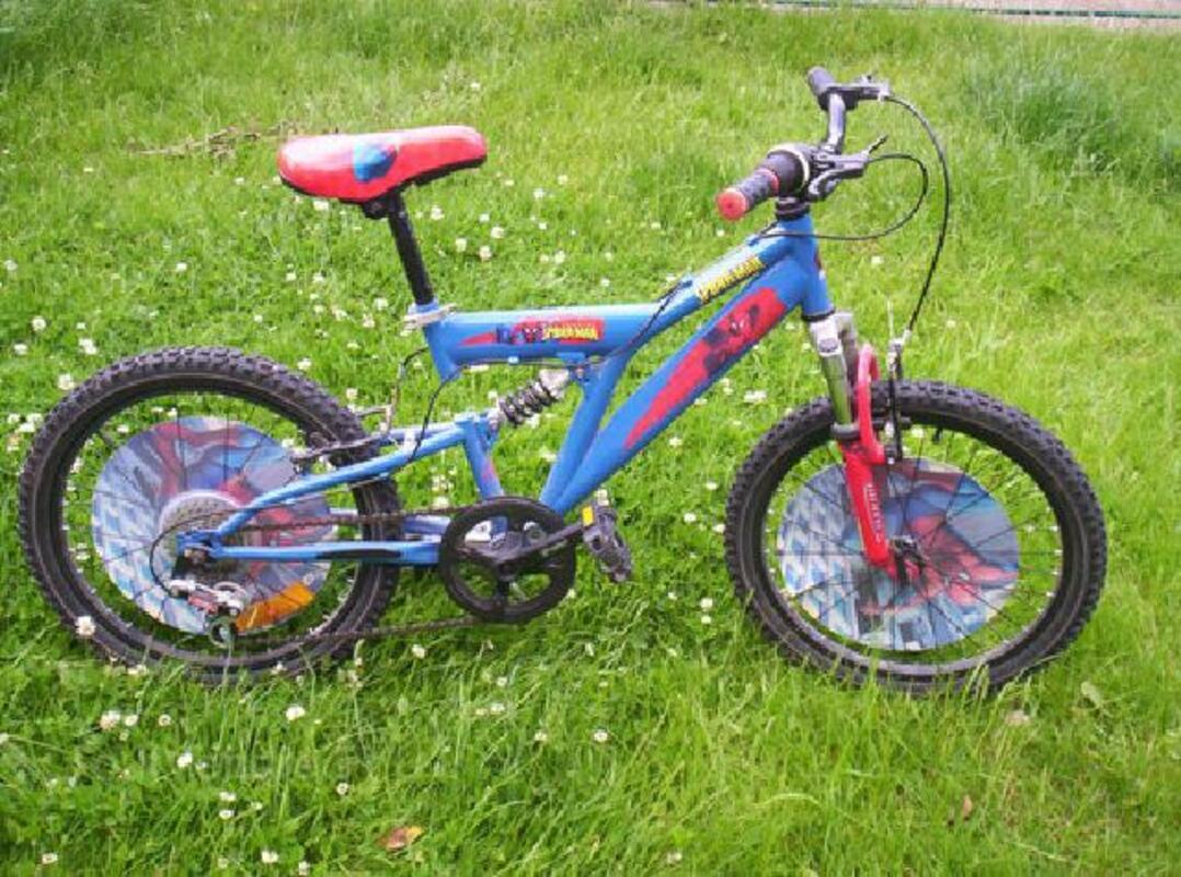 Vélos garcon 96256344