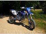 Vend cause depart 450 wrf yamaha option supermotard