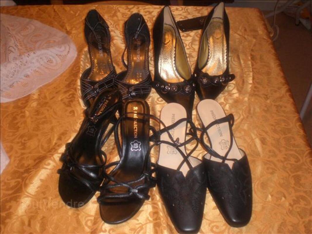 Vend chaussure femme neuve 4756