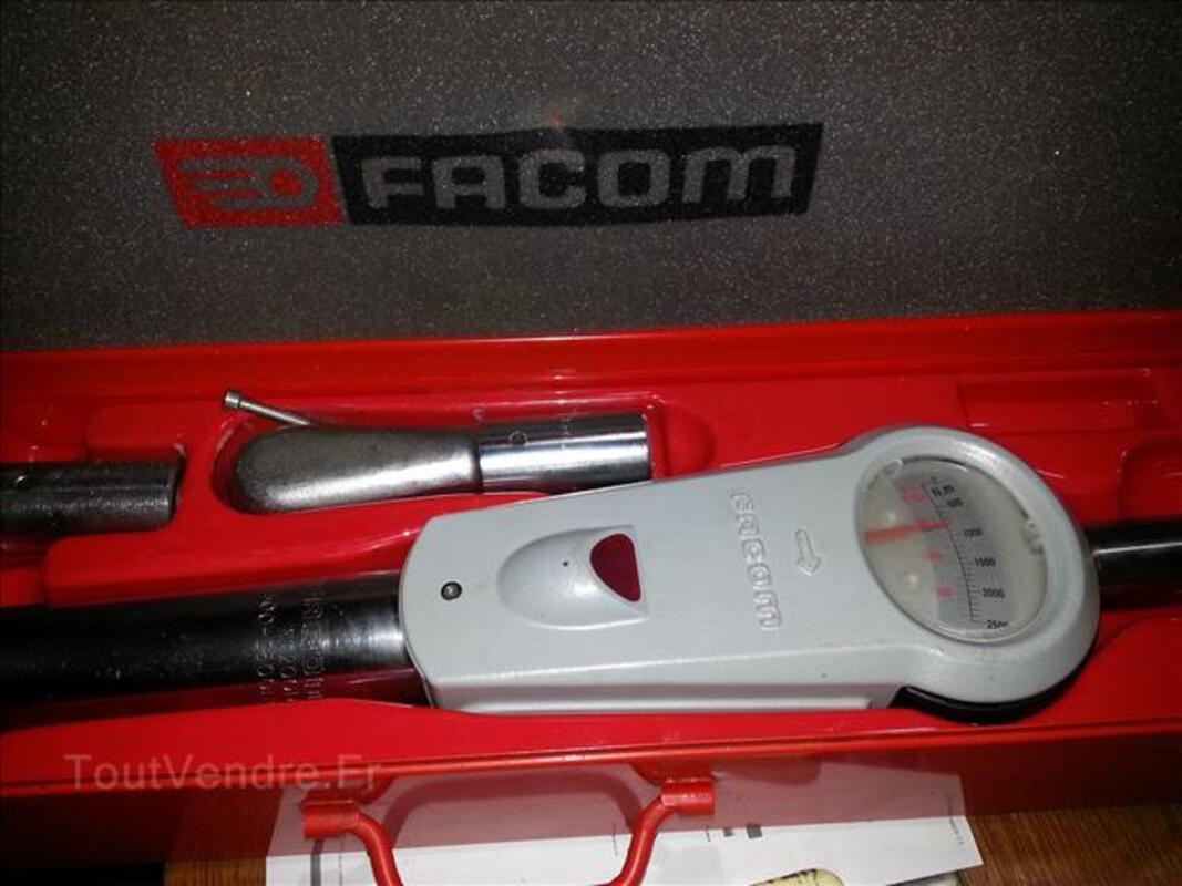 Vend clé dynamométrique FACOM M.200DB 98969497