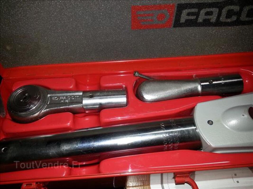 Vend clé dynamométrique FACOM M.200DB 98969518