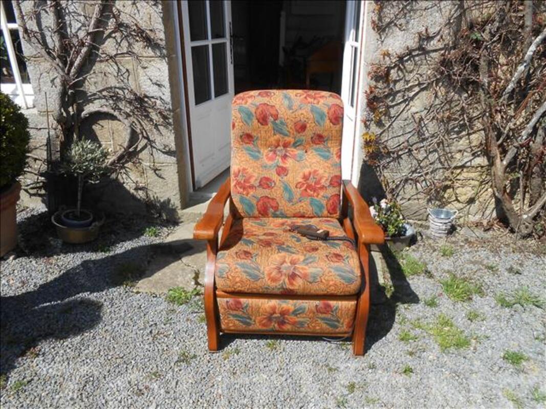 Vend fauteuil electrique 76533188