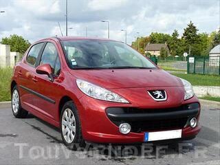 Vend Peugeot 207 HDI 1.6 90ch Premium, 5 portes