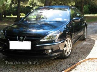 Vend Peugeot 607 HDI 2L 136cv,Etat Neuf