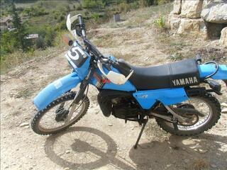 Vends 125 cc yamaha DT enduro