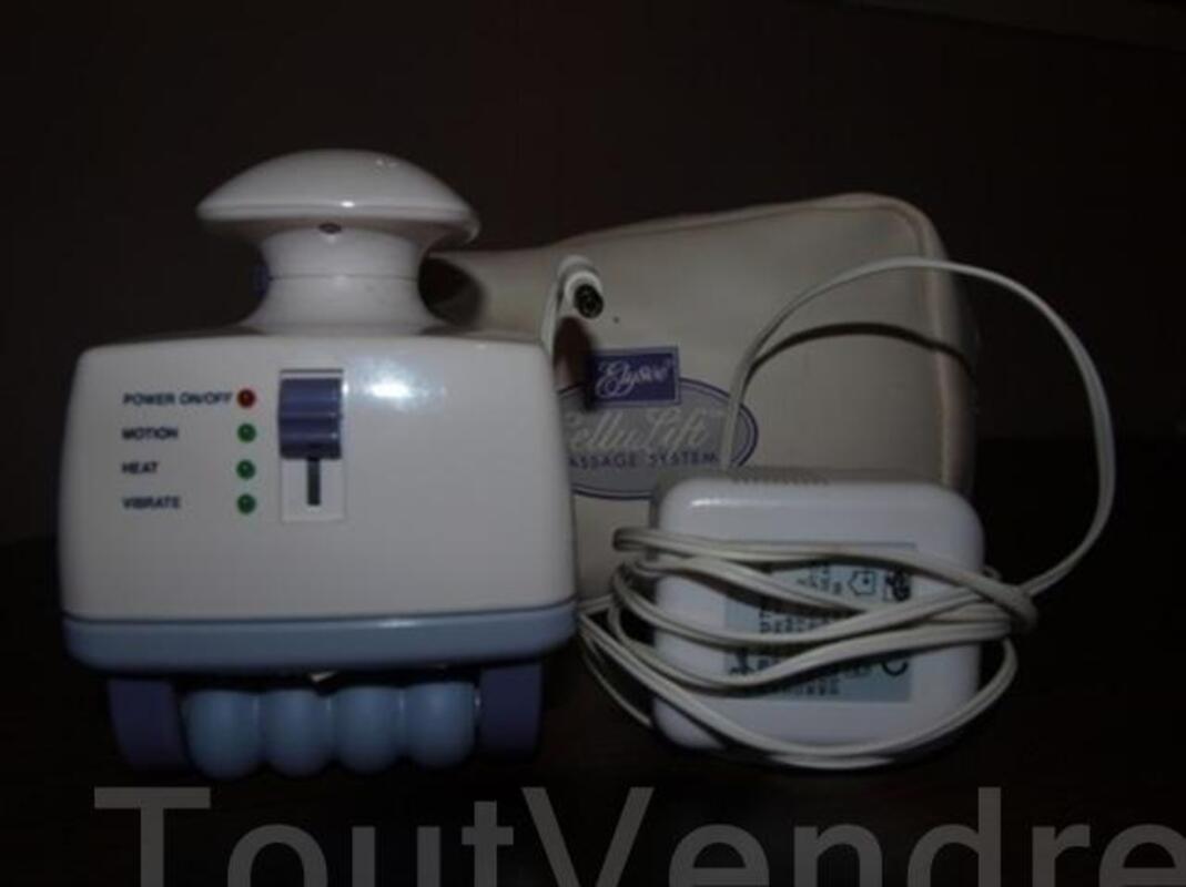 Vends Appareil de massage anti-cellulite Beauty Celly 56519985