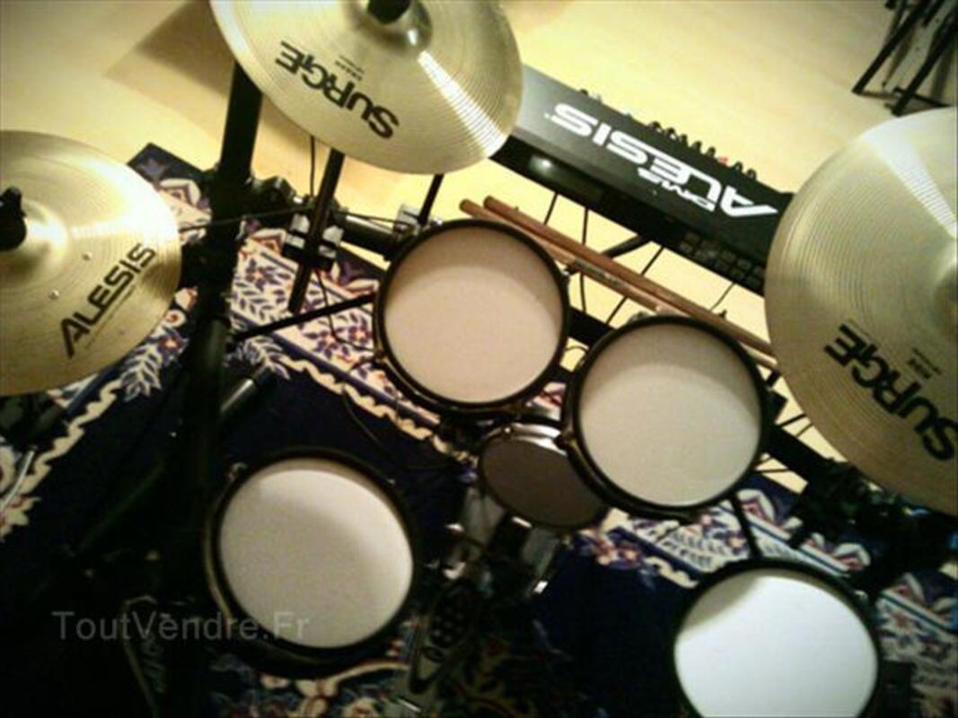 Vends Batterie Alesis Dm5 Pro Kit+cymbales ALESIS SURGE 56139737