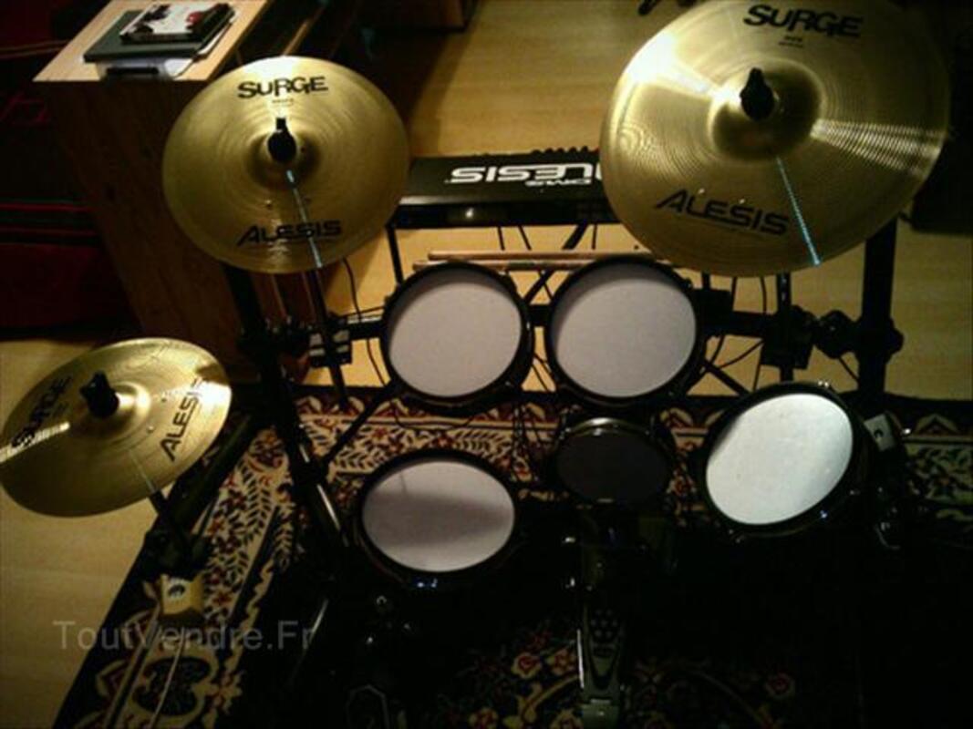 Vends Batterie Alesis Dm5 Pro Kit+cymbales ALESIS SURGE 56139738