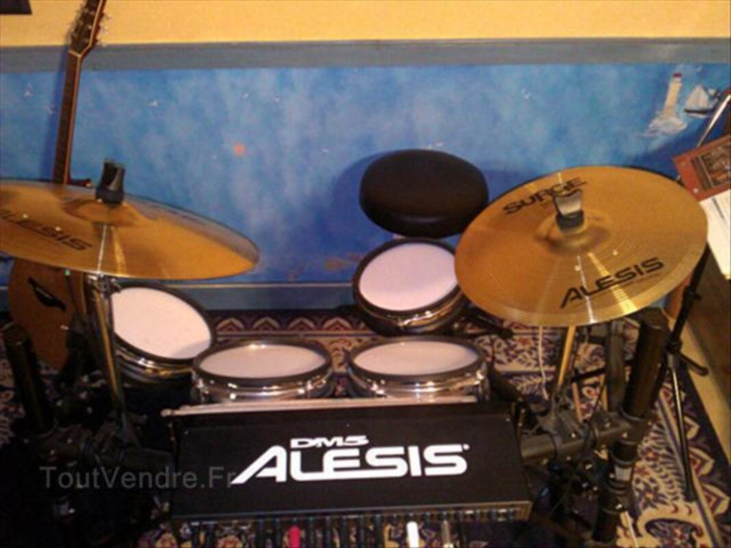 Vends Batterie Alesis Dm5 Pro Kit+cymbales ALESIS SURGE 56139739