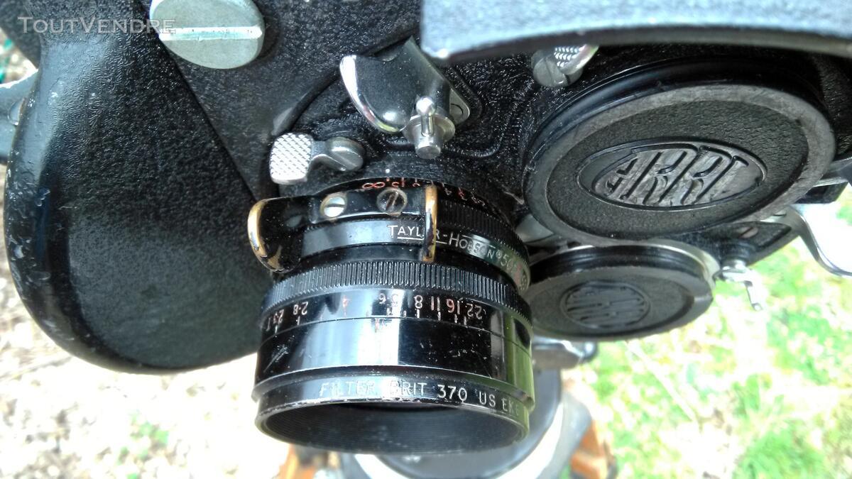 VENDS CAMERA FILM ARGENTIQUE 35MM ARRIFLEX IIB 1960 full kit 501067919