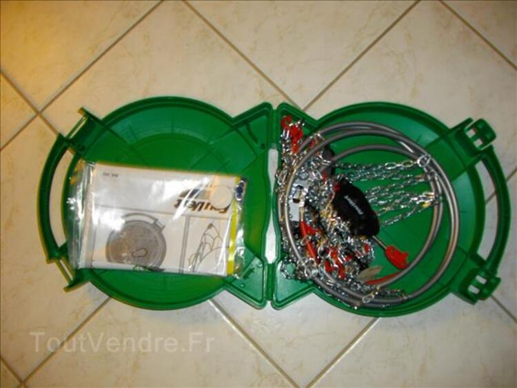 Vends chaines neige Feu Vert N° 67 102770713