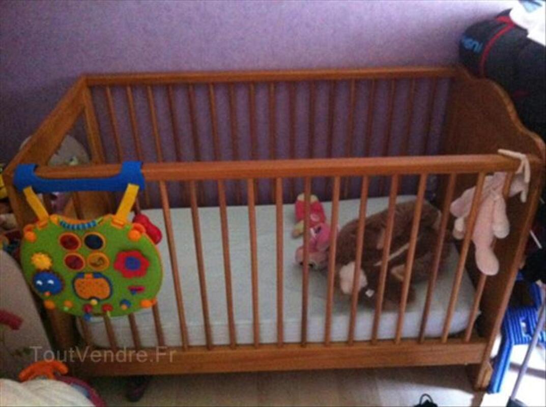 """Vends Chambre bébé Complète  en pin """"Authentic style"""" 66075018"""