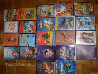 Vends DVD pour enfant