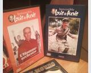Vends films dvd avec J-P Belmondo et Louis De Funès