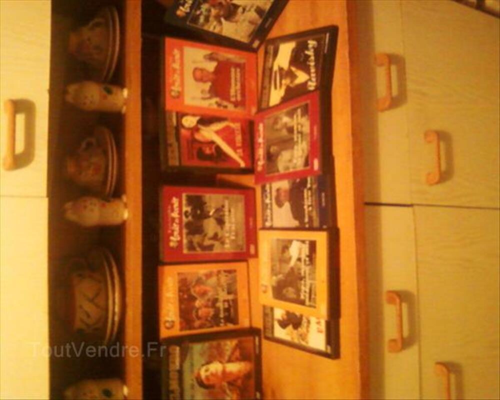 Vends films dvd avec J-P Belmondo et Louis De Funès 54677538