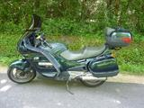 Vends honda pan european 1100 st abs cbs tcs